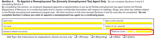 Florida Tax Power of Attorney Form (DR-835) | eForms – Free