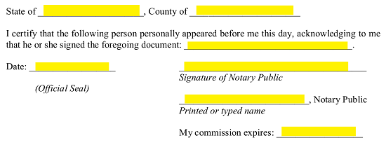 Sly image throughout printable durable power of attorney form nc
