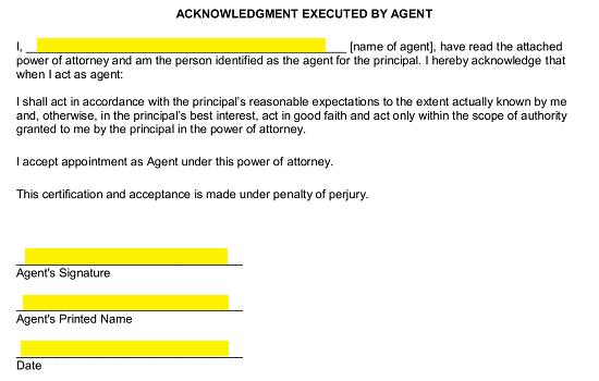 power of attorney form pennsylvania  Free Pennsylvania Durable (Financial) Power of Attorney Form ...