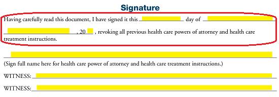 Free Pennsylvania Health Care Power of Attorney Form - PDF | eForms on medical power of attorney form, medical detention form, medical directive form, medical claim form, medical property form,