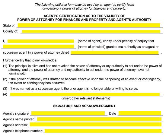 power of attorney form wisconsin  Free Wisconsin Durable (Financial) Power of Attorney Form ...