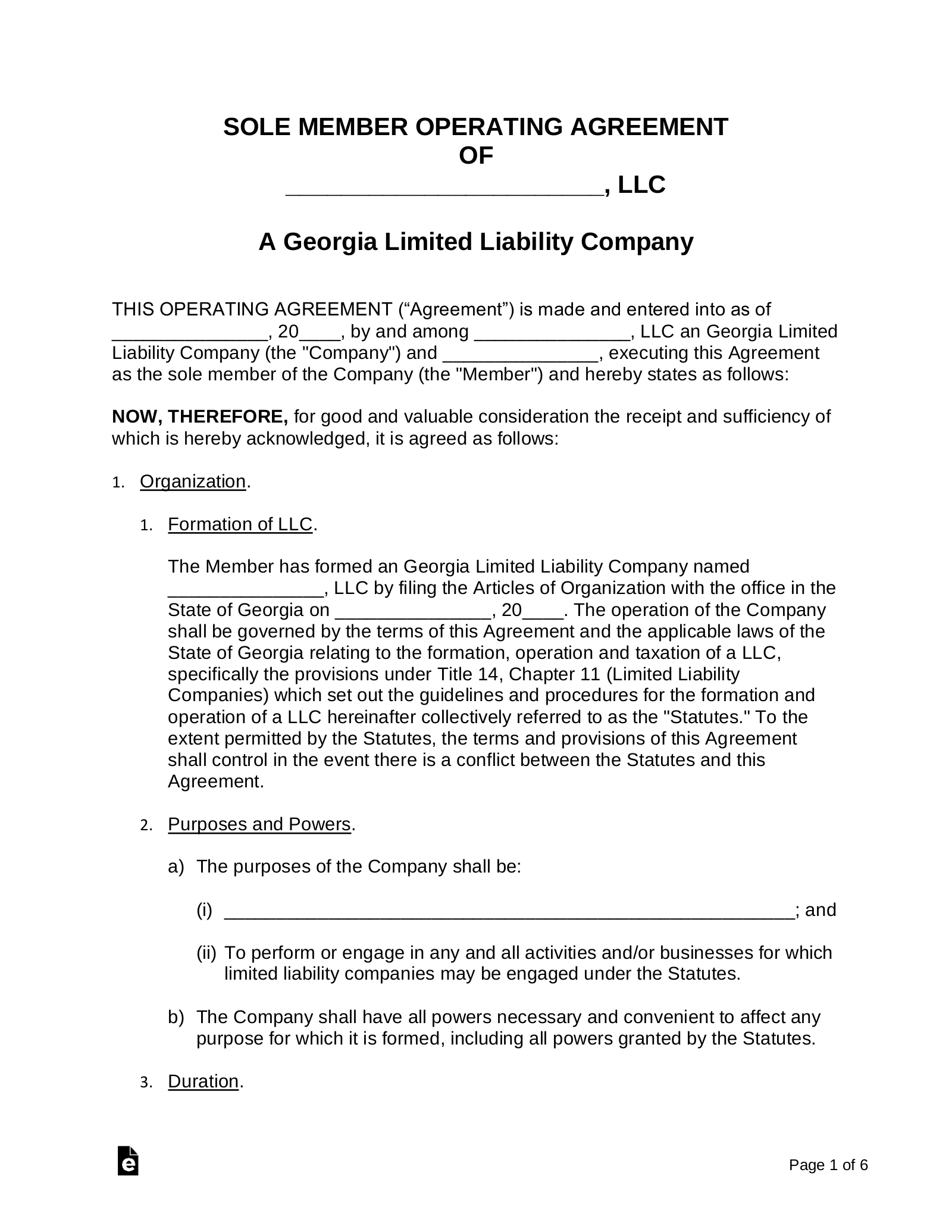The Greatest Guide To How To Form An Llc In Georgia