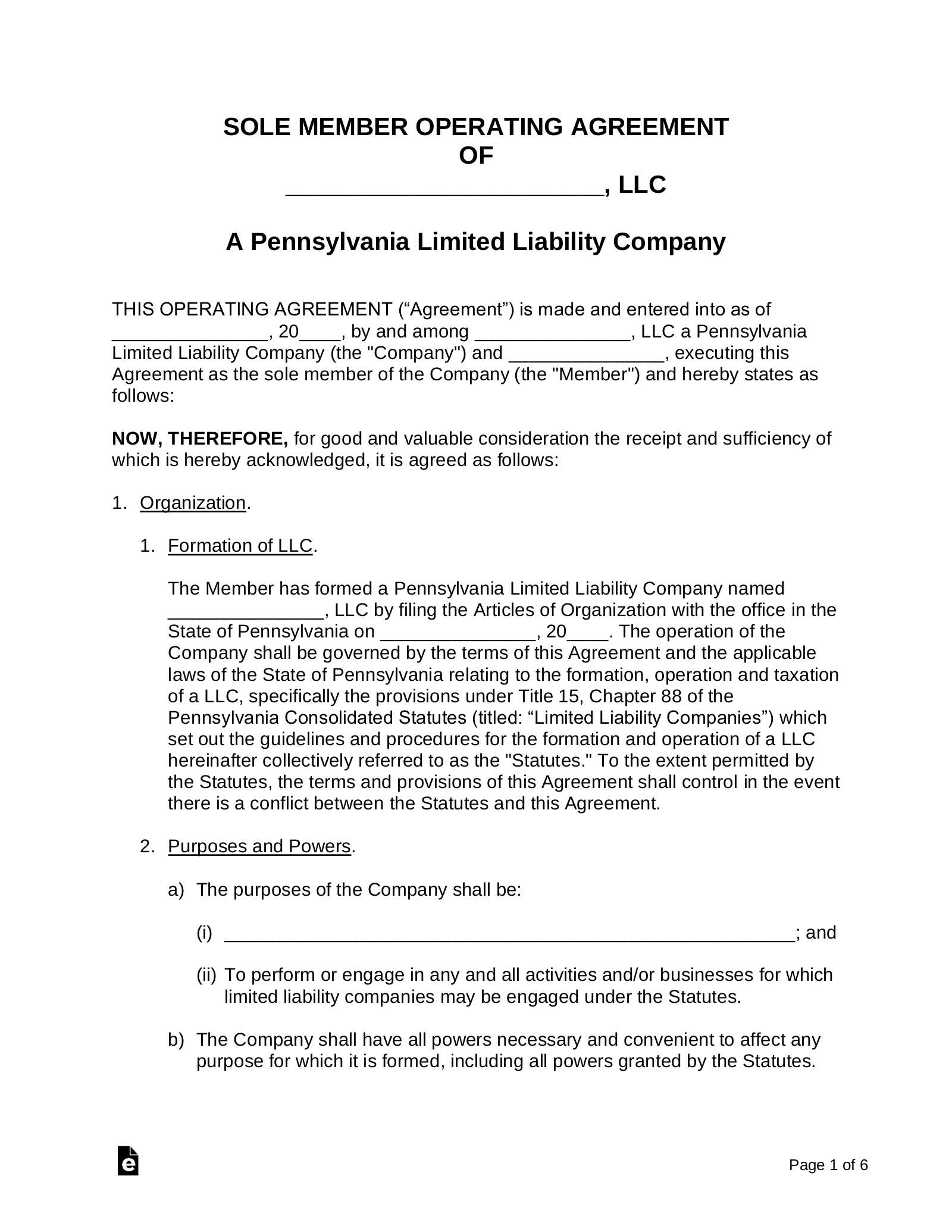 Forming An Llc In Pa for Dummies