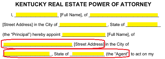 Power Of Attorney Definition Of Real Property