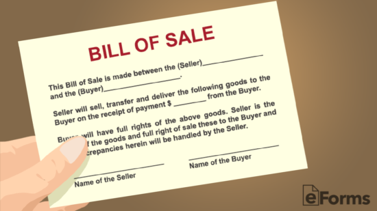 Free Firearm Gun Bill Of Sale Form Word Pdf Eforms
