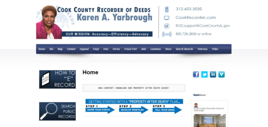 cook county recorder of deeds search