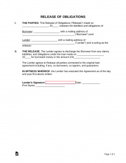 Promissory-Note-Release-Form