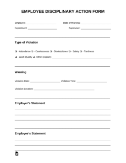 Persnickety image within free printable employee write up form