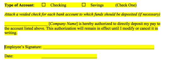 amount-type-of-account-company-name-employee-signature