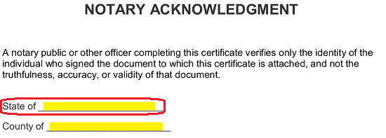 Free Notary Acknowledgment Forms - PDF | Word | eForms ... on notarized signature, sample notary document on word, passport template word, marriage certificate template word, social security card template word, sign in sheet template word, affidavit template word, notarized stamp, notarized form template, notarized promissory note, notarized residency template, fax cover sheet template word, notarized parental consent form, notarized paper, notary template word, basic promissory note in word, pay stub template word, lease agreement template word, notarized release, notarized power of attorney template,