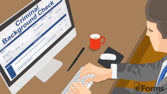 Free Background Check Authorization Form - PDF   eForms