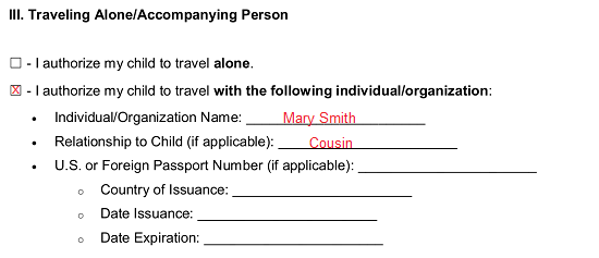 Taking Child Out Of Country Permission Letter from eforms.com