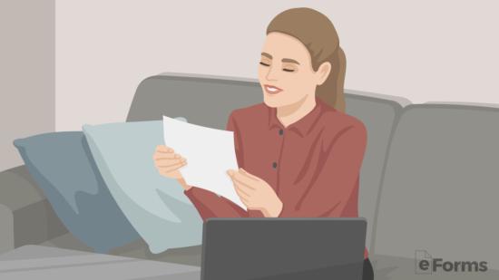 Free Rent (Landlord) Verification Form - PDF   Word   eForms