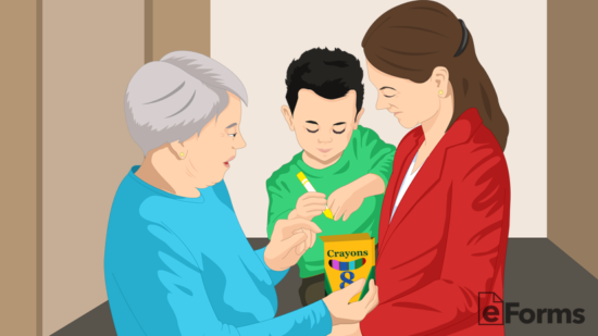 Grandparents' Medical Consent Form – Minor (Child) | eForms