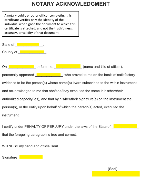 Free Release Of Personal Guarantee Form Word Pdf Eforms Free