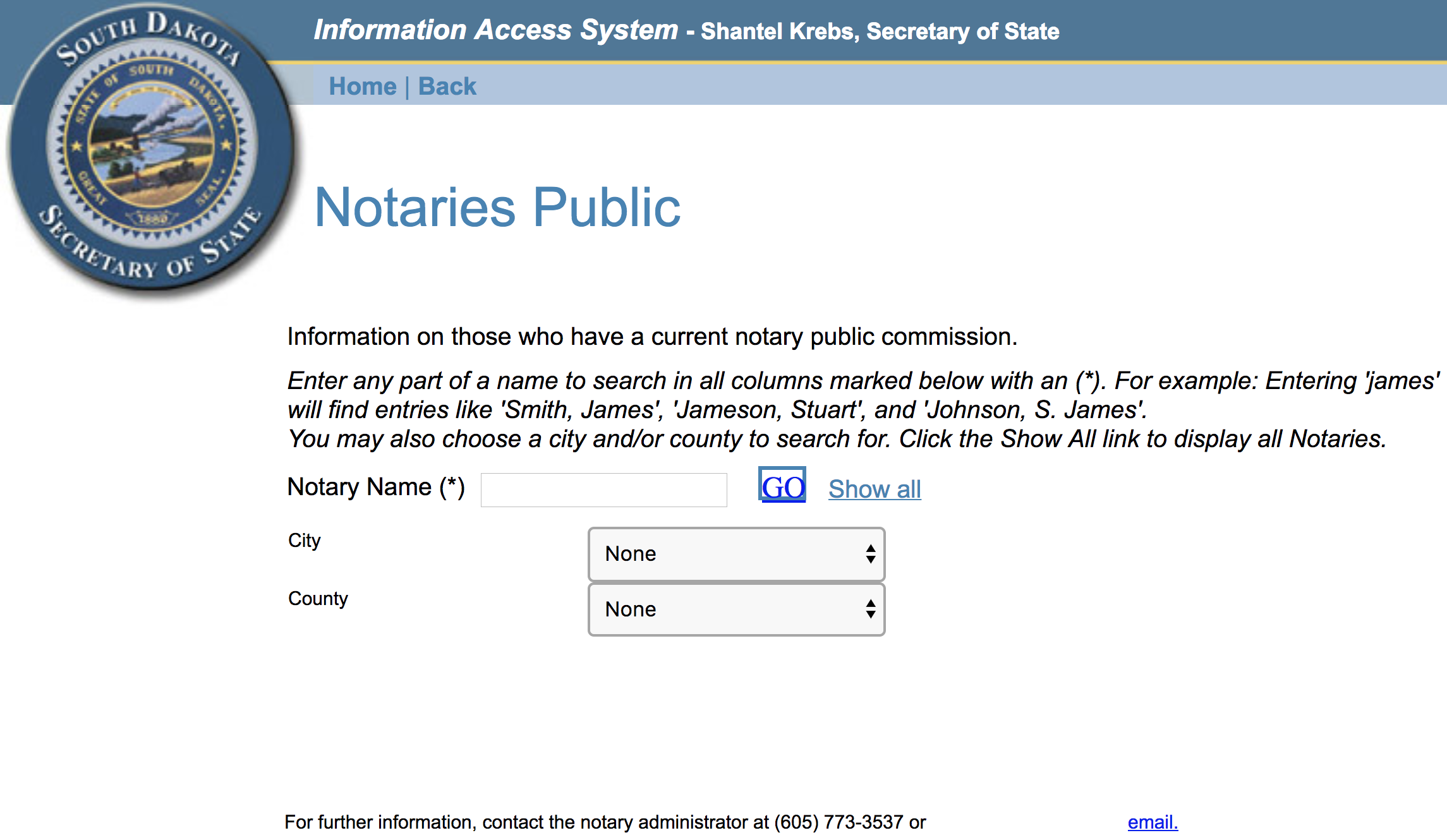 free south dakota notary acknowledgement form pdf word eforms