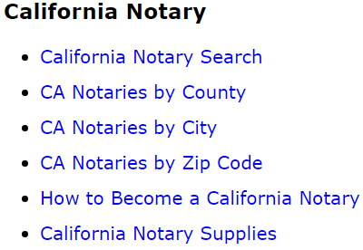 Free California Notary Acknowledgment Form - PDF | Word ...