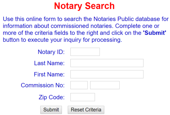 Free Florida Notary Acknowledgment Form - PDF | Word