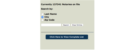 Free New Jersey Notary Acknowledgment Form - PDF | Word