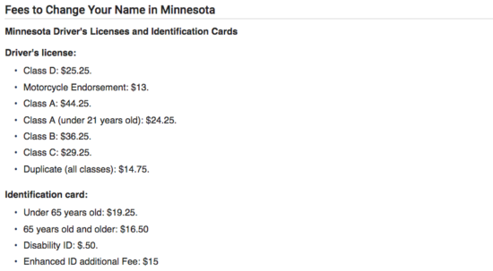 free minnesota name change forms - how to change your name in mn