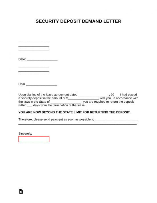 Sample Letter Request Refund from eforms.com